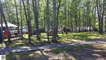 Rv Park Higgins And Houghton Lake
