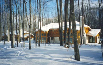 Boyne Mountain ski and golf condo